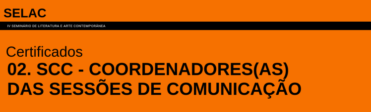 02. SCC - COORDENADORES DAS SESSÕES
